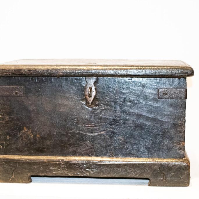 Large Antique Meditation Box