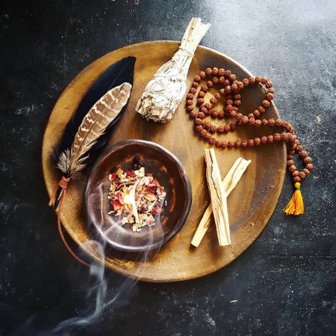 Activated Incense Shemana Mystic