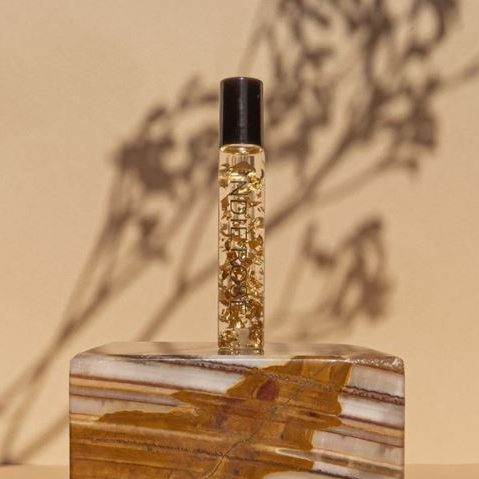 Ritual Oil 24k Gold Leaf