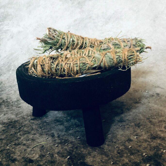 Rosemary & Sage Smudge Stick